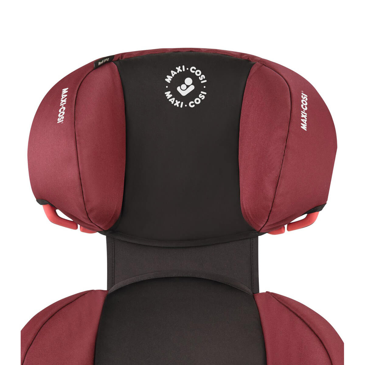 Excellent side impact protection for head, lower back and hips